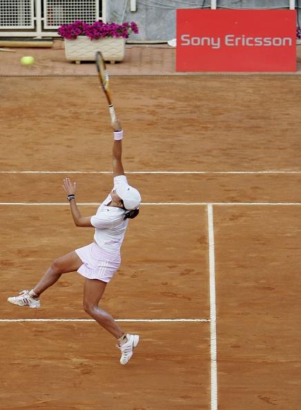 アナベル メディナ ガリゲス「Sony Ericsson at the WTA Masters Series」:写真・画像(9)[壁紙.com]
