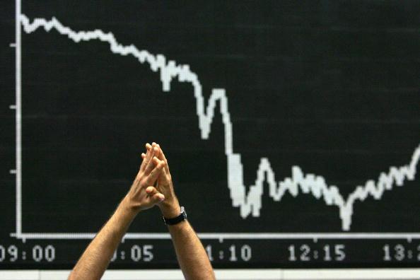 Trader「German Stock Exchange Reaction To London Terror Attack」:写真・画像(18)[壁紙.com]