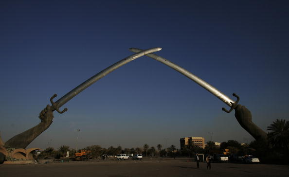 Baghdad「Controversy Looms Over Purported Plan To Tear Down Famous Monument」:写真・画像(18)[壁紙.com]