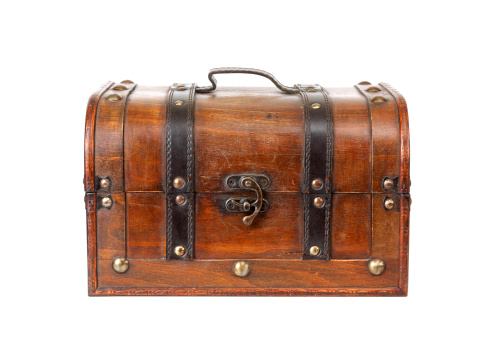 Trunk - Furniture「Old Treasure Chest (Click for more)」:スマホ壁紙(17)