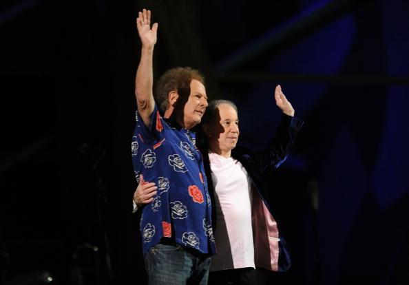 Art Garfunkel「25th Anniversary Rock & Roll Hall Of Fame Concert - Night 1 - Show」:写真・画像(16)[壁紙.com]