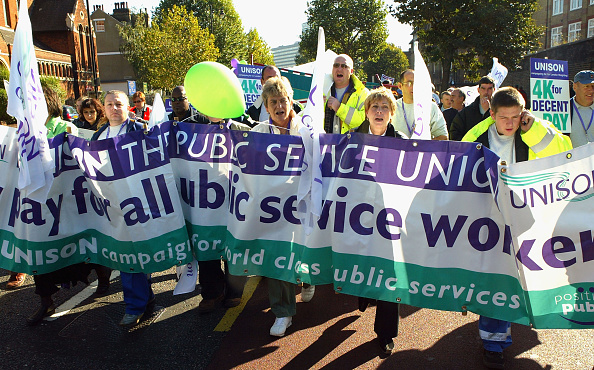 Continuity「Council Workers In London Strike Over Pay 」:写真・画像(15)[壁紙.com]