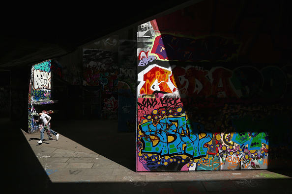 Skateboard Park「The Southbank's Skatepark To Be Replaced By Retail Units」:写真・画像(4)[壁紙.com]