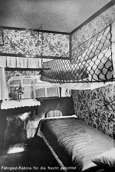 Air Vehicle「Zeppelin Interior」:写真・画像(17)[壁紙.com]