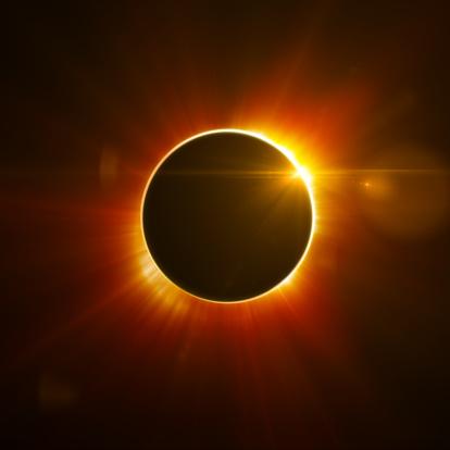 Moon「Solar Eclipse」:スマホ壁紙(16)