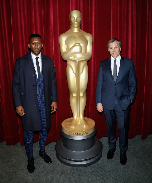 Film Screening「The Academy Of Motion Picture Arts & Sciences Hosts An Official Screening Of 'Green Book'」:写真・画像(17)[壁紙.com]