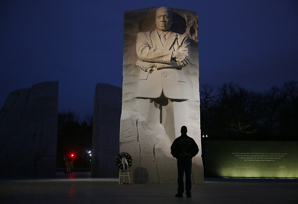 Holiday - Event「Martin Luther King Day Observed In Washington DC」:写真・画像(1)[壁紙.com]