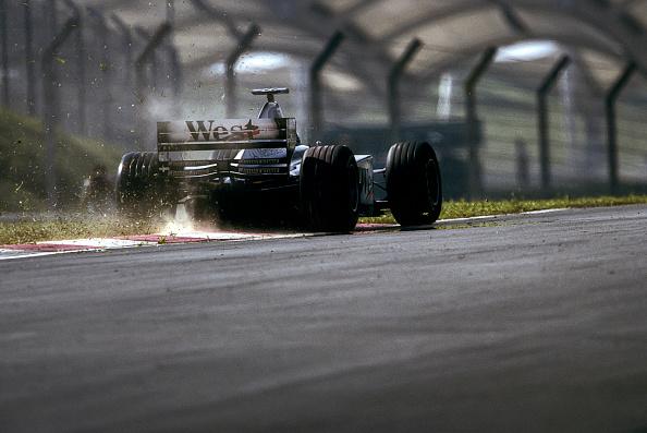 Malaysian Formula One Grand Prix「David Coulthard, Grand Prix Of Malaysia」:写真・画像(3)[壁紙.com]