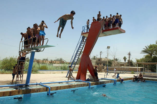 Temperatures Soar As Millions Go Without Water Supply In Baghdad:ニュース(壁紙.com)