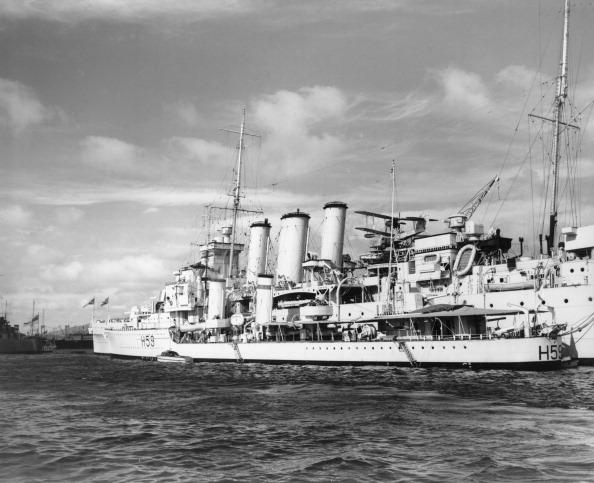 Aquatic Mammal「HMS Sussex」:写真・画像(14)[壁紙.com]