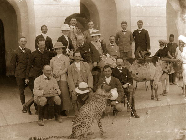 British Culture「Pet Cheetah」:写真・画像(4)[壁紙.com]