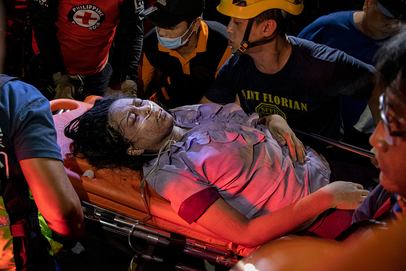 Philippines「Deadly Earthquake Strikes Central Philippines」:写真・画像(3)[壁紙.com]