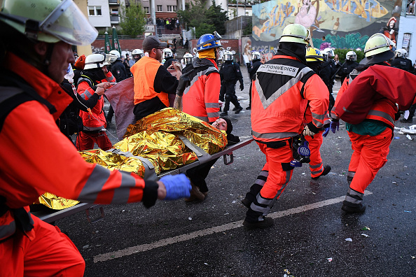 Emergency Services Occupation「Protesters March During The G20 Summit」:写真・画像(18)[壁紙.com]