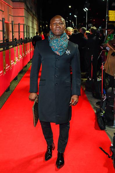 Louis Vuitton Purse「The Sun Military Awards 2020 - Red Carpet Arrivals」:写真・画像(13)[壁紙.com]