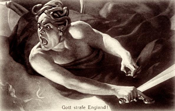 歴史「'Gott strafe England!' (May God Punish England')」:写真・画像(7)[壁紙.com]