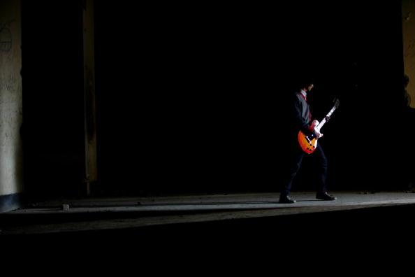 楽器「Rock Band Emerges In Post-Taliban Kabul」:写真・画像(10)[壁紙.com]