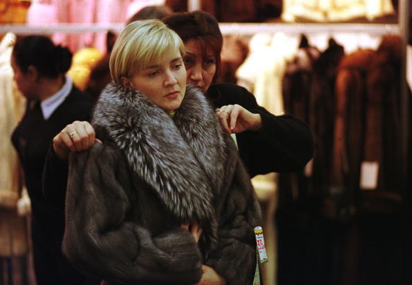 Luxury「Fur Coats Popular in Russian Winter」:写真・画像(10)[壁紙.com]