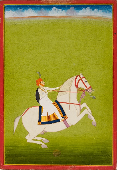 Copy Space「Mounted Rajput」:写真・画像(12)[壁紙.com]