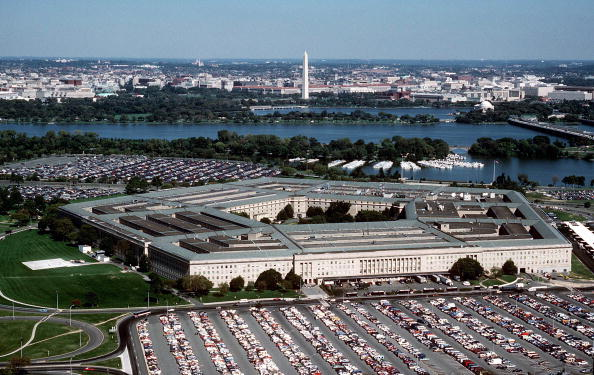 United States Department of Defense「Aerial View From Over Arlington Va」:写真・画像(1)[壁紙.com]