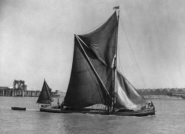 テムズ川「Thames Sailing Barge」:写真・画像(12)[壁紙.com]