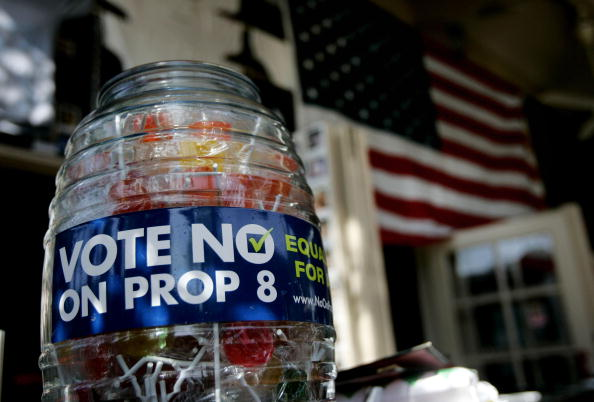 Candy Jar「Anti-Gay Marriage Proposition 8 Passes In California」:写真・画像(13)[壁紙.com]