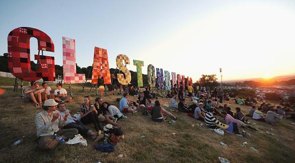 Glastonbury Festival「Glastonbury Music Festival: 40th Anniversary - Day 1」:写真・画像(14)[壁紙.com]