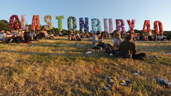 Worthy Farm「Glastonbury Music Festival: 40th Anniversary - Day 1」:写真・画像(14)[壁紙.com]