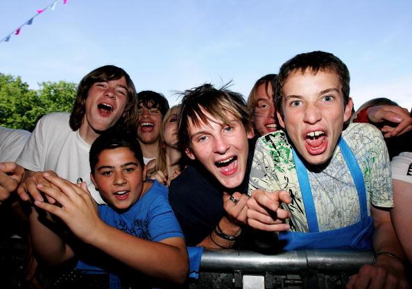 Teenager「Underage Festival in London」:写真・画像(4)[壁紙.com]