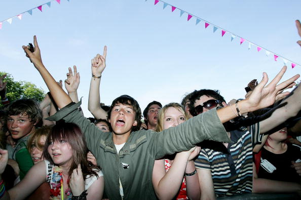 Teenager「Underage Festival in London」:写真・画像(6)[壁紙.com]