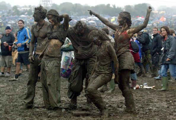 Worthy Farm「Glastonbury Festival - Day Two」:写真・画像(2)[壁紙.com]