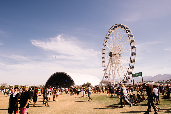 Indio - California「2019 Coachella Valley Music And Arts Festival - Weekend 1 - Day 3」:写真・画像(2)[壁紙.com]