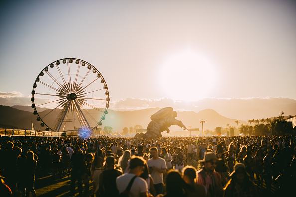 Image「2019 Coachella Valley Music And Arts Festival - Weekend 1 - Day 1」:写真・画像(17)[壁紙.com]