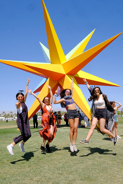 Supernova「2018 Coachella Valley Music And Arts Festival - Weekend 1 - Day 2」:写真・画像(3)[壁紙.com]