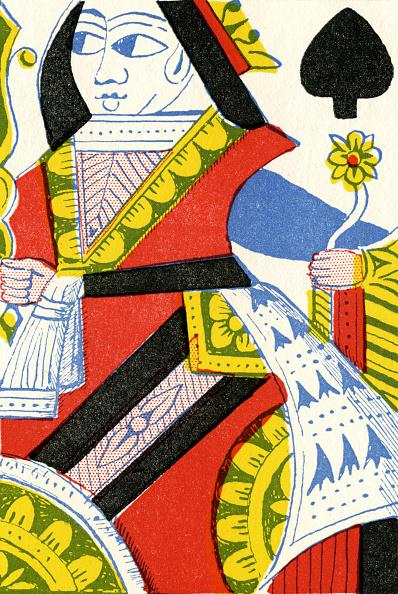 18th Century Style「Queen of Spades」:写真・画像(11)[壁紙.com]