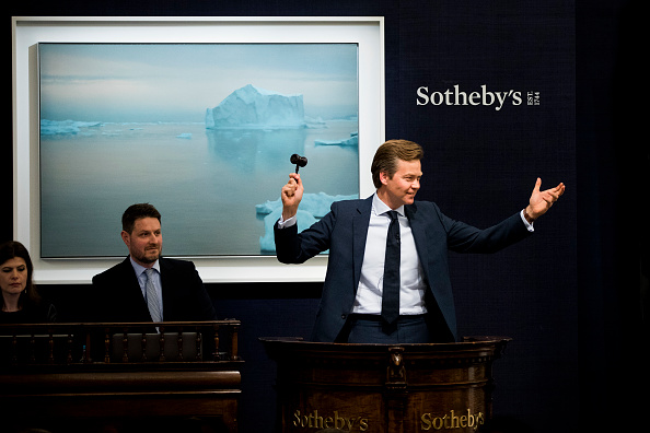 Sotheby's「Contemporary Art Auction At Sotheby's London」:写真・画像(13)[壁紙.com]