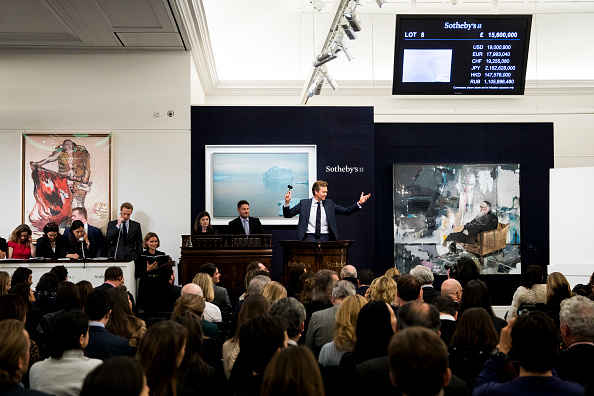 Art Product「Contemporary Art Auction At Sotheby's London」:写真・画像(10)[壁紙.com]