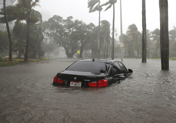 Miami「Powerful Hurricane Irma Slams Into Florida」:写真・画像(0)[壁紙.com]