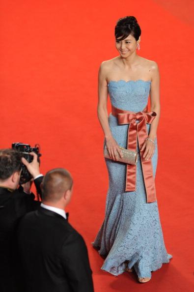 Scalloped - Pattern「'Wara No Tate' Premiere - The 66th Annual Cannes Film Festival」:写真・画像(7)[壁紙.com]