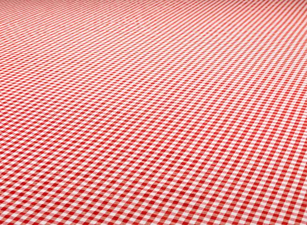 格子じまのテーブルクロス(詳細)をクリックします。:スマホ壁紙(壁紙.com)