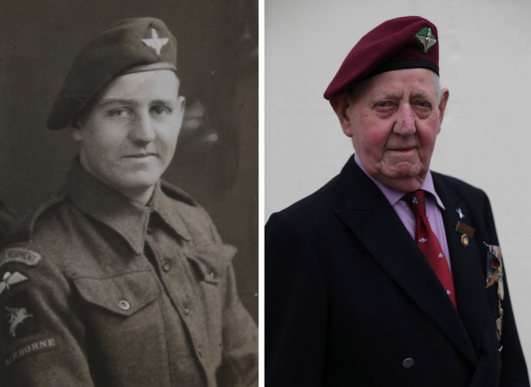Composite Image「D-Day Veterans Gather In Portsmouth Before The 70th Anniversary」:写真・画像(19)[壁紙.com]