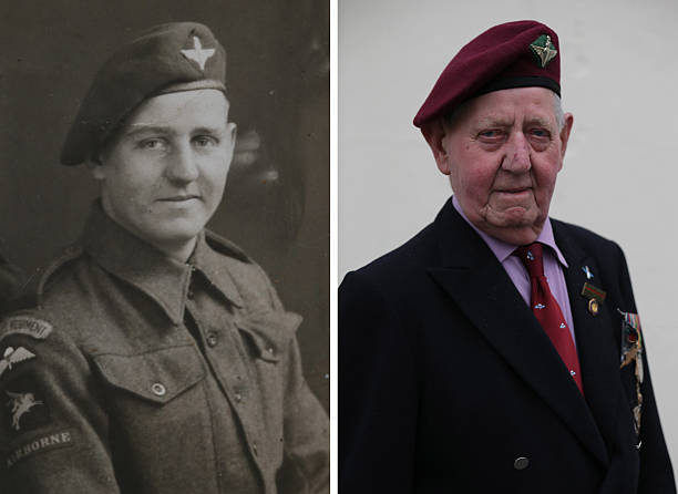 D-Day Veterans Gather In Portsmouth Before The 70th Anniversary:ニュース(壁紙.com)