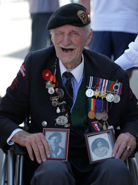 Ferry「Veterans Return To England After D-Day 70th Anniversary In Normandy」:写真・画像(5)[壁紙.com]