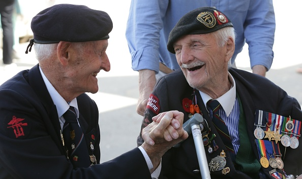 Ferry「Veterans Return To England After D-Day 70th Anniversary In Normandy」:写真・画像(6)[壁紙.com]