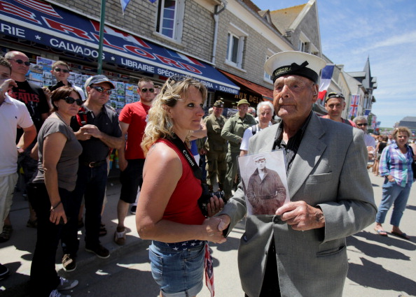 Ferry「Veterans Return To England After D-Day 70th Anniversary In Normandy」:写真・画像(3)[壁紙.com]