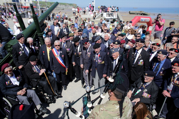Ferry「Veterans Return To England After D-Day 70th Anniversary In Normandy」:写真・画像(4)[壁紙.com]