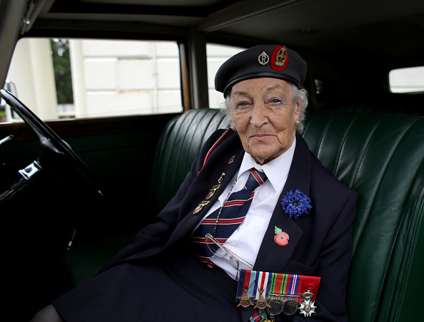 Females「D-Day Veterans Gather In Portsmouth Before The 70th Anniversary」:写真・画像(17)[壁紙.com]