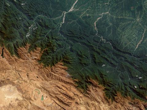 Deforestation「Andes Mountains」:スマホ壁紙(18)