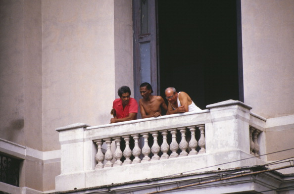 Architectural Feature「Looking Over Marti Park, Cienfuegos」:写真・画像(13)[壁紙.com]