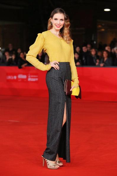 Gold Shoe「'Goltzius And The Pelican Company' Premiere - The 7th Rome Film Festival」:写真・画像(6)[壁紙.com]