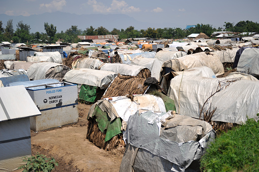 Refugee「IDP Camp Rutshuru, DR Congo」:スマホ壁紙(19)